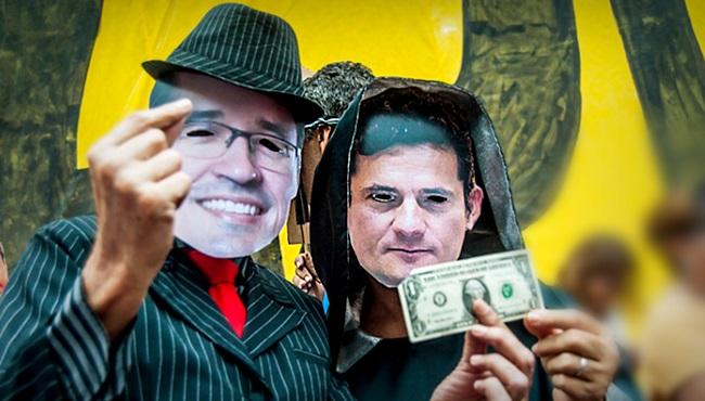 Maior escândalo do Judiciário brasileiro jurista conluio da Lava Jato