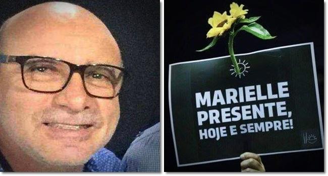 Marielle presente Queiroz ausente Veríssimo Situação no Brasil