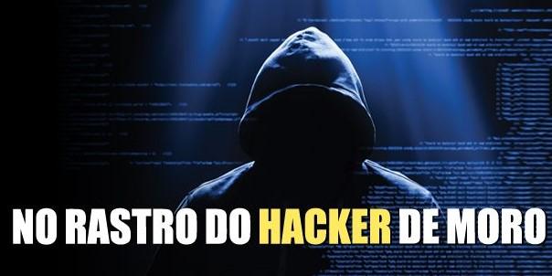 matéria da IstoÉ hacker Moro