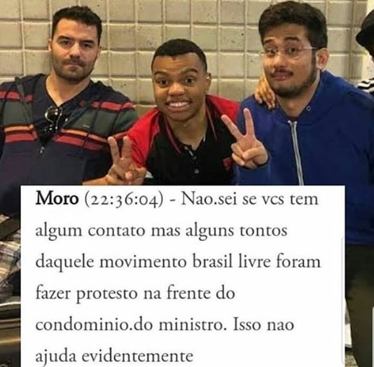 sergio moro tontos do mbl