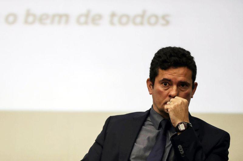 Sergio Moro mentiu