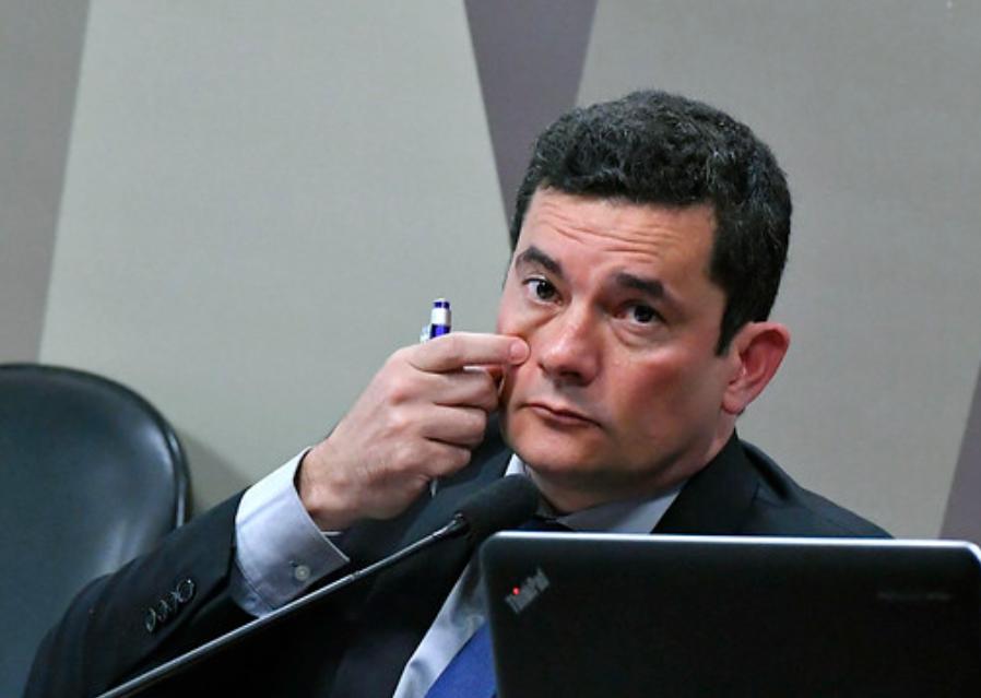 Sergio Moro novo vazamento senado