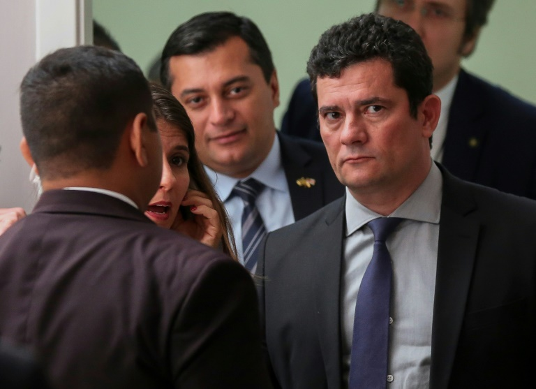 Sergio Moro The Intercept