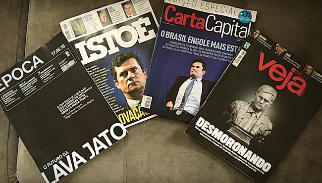 The Intercept rebate contra-ataque rede bolsonarista jornalismo