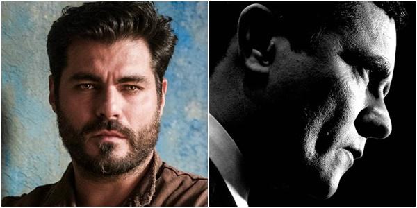 Thiago Lacerda e Sergio Moro