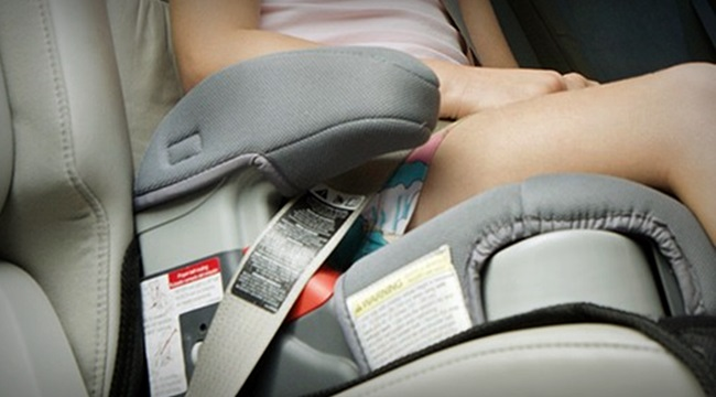 Uso de cadeirinha no carro reduz as mortes em 60%, revela OMS