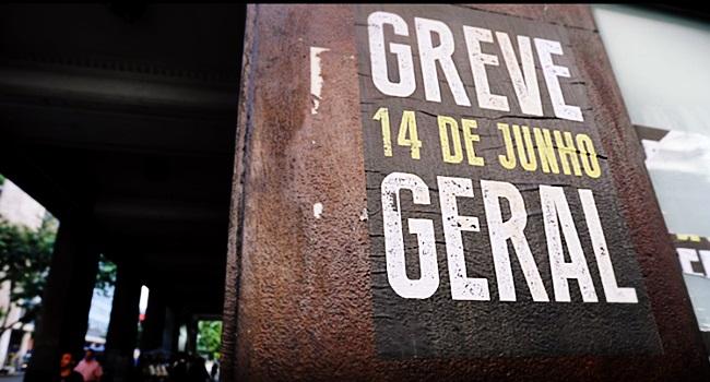 Belchior greve geral 14 de junho América latina