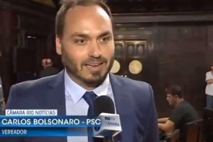 Carlos Bolsonaro ricardo Noblat
