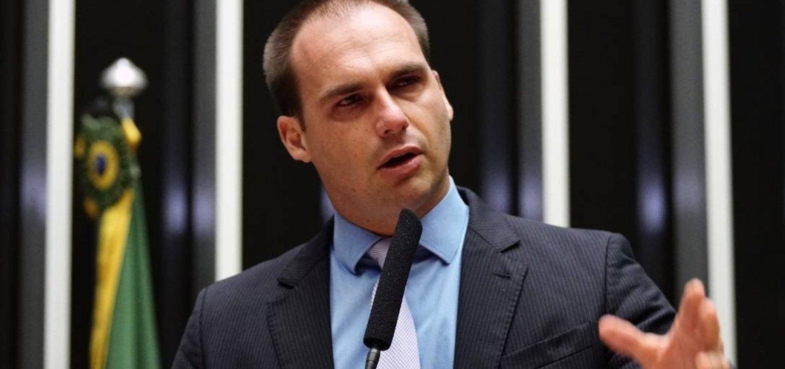 Eduardo Bolsonaro  embaixador dos EUA