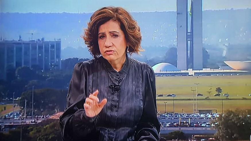 Miriam Leitão solidariedade
