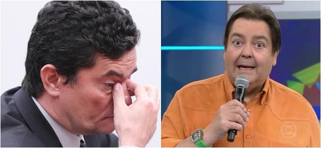 Sergio Moro faustão diálogos