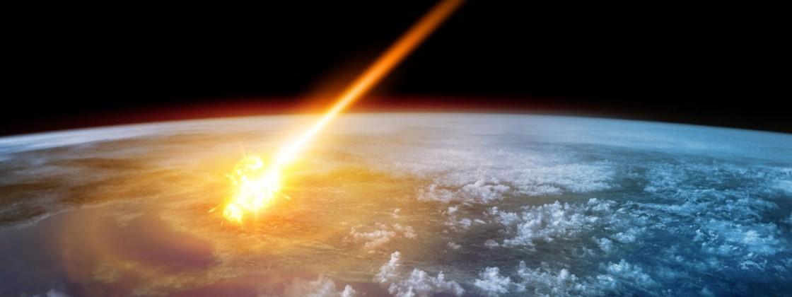 asteroide na terra