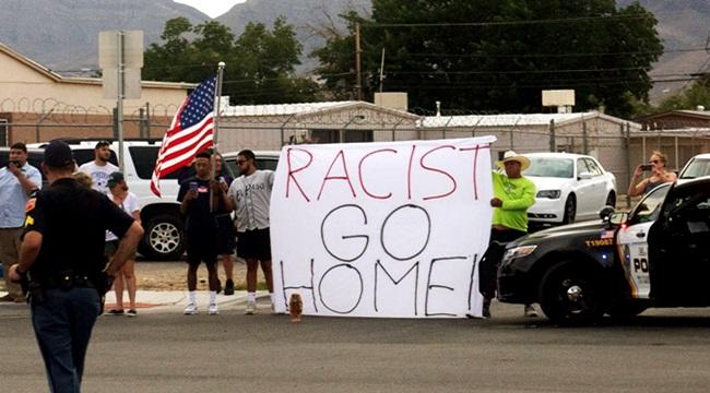 atentado eua texas xenofobia racismo trump