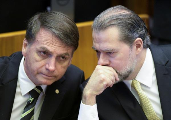 bolsonaro dias toffoli grande pacto