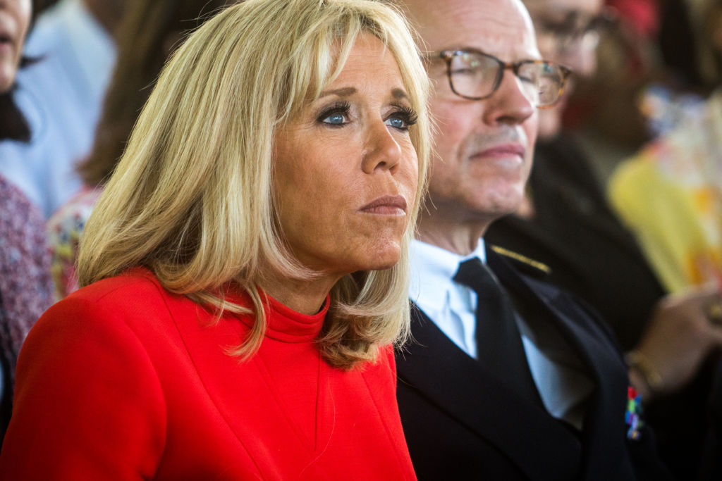 bolsonaro Brigitte Macron