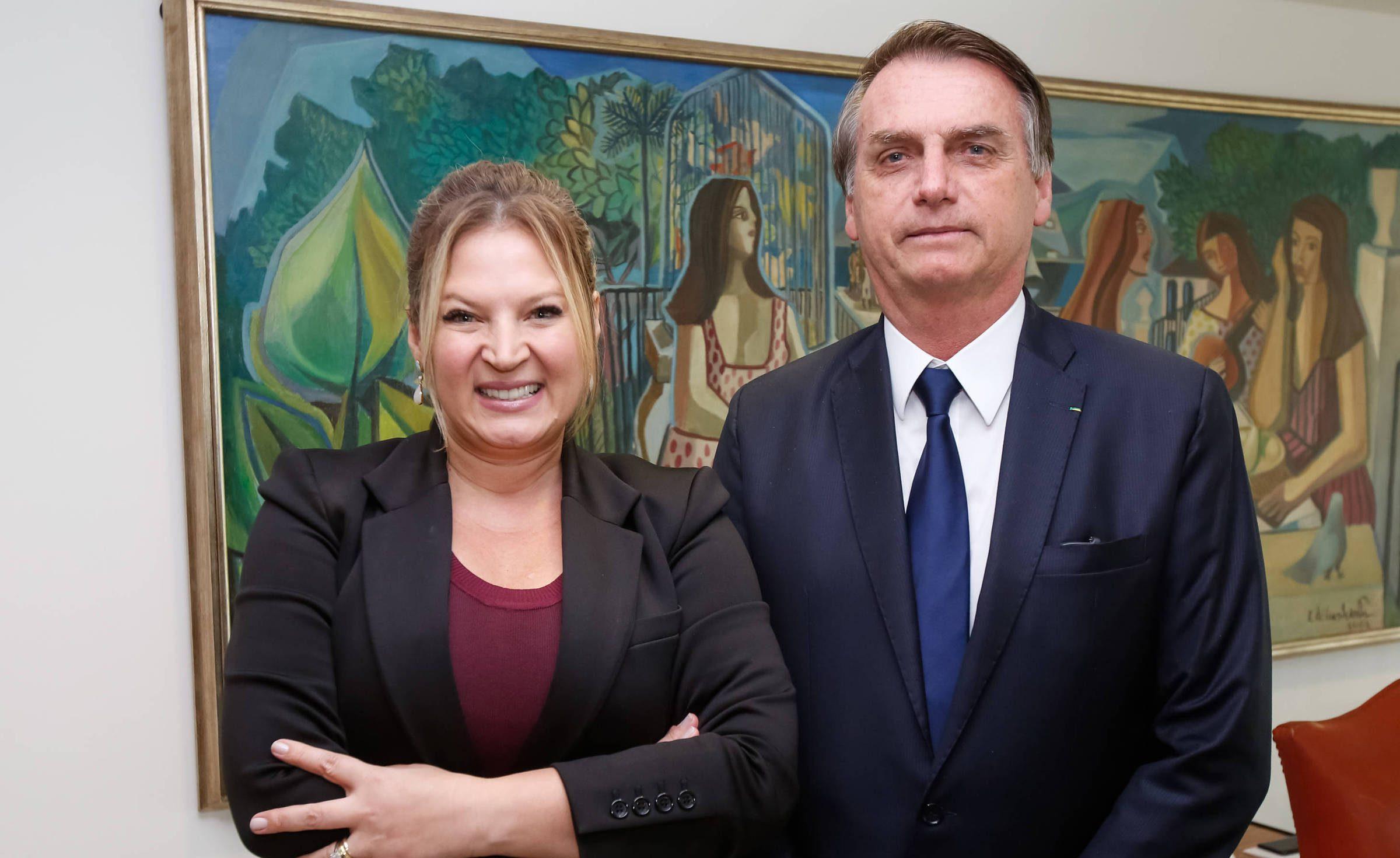 Joice Hasselmann amazônia queimadas bolsonaro