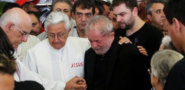 Lula velório marisa letícia