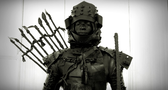 samurai negro no Japão História racismo