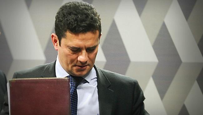 Sergio Moro processado caso PT PCC bolsonaro