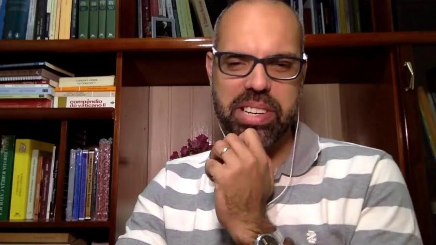 blogueiro Allan dos Santos