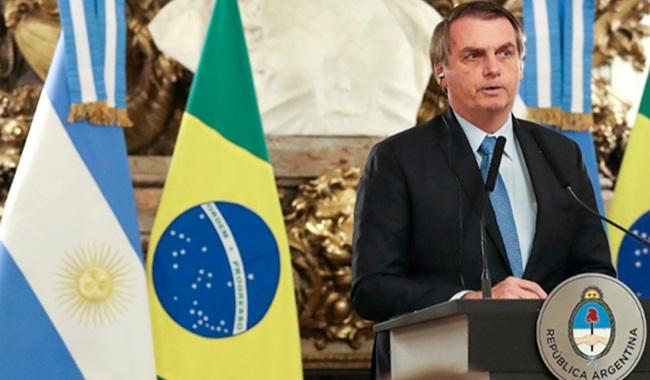 Bolsonaro medo Cristina Kirchner Argentina América Latina Esquerda