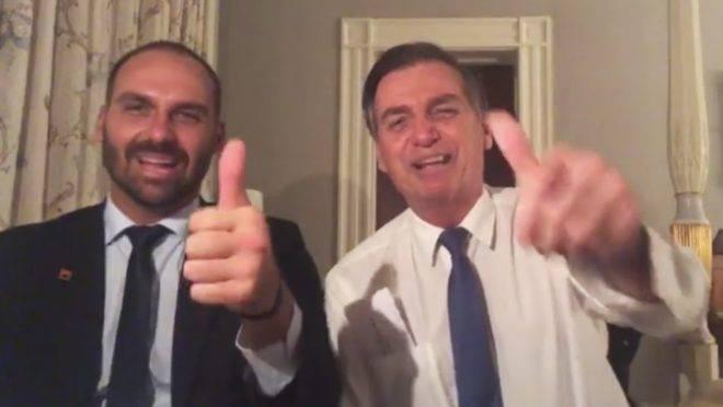 eduardo embaixador jair bolsonaro