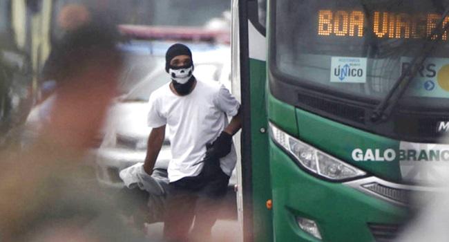 Matou preto sequestrador atirador de elite rio de janeiro bope