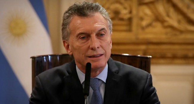 Mauricio Macri derrota arrasadora argentina Alberto Fernández Kirchner