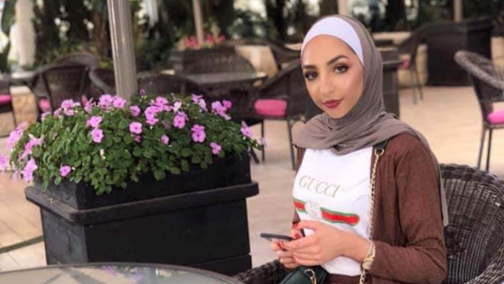 Israa Ghrayeb palestina morta irmão