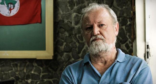 ocupações de terra mst governo bolsonaro líder João Pedro Stedile