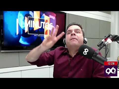 radialista Gustavo Negreiros greta