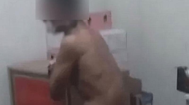 tortura jovem negro supermercado ricoy