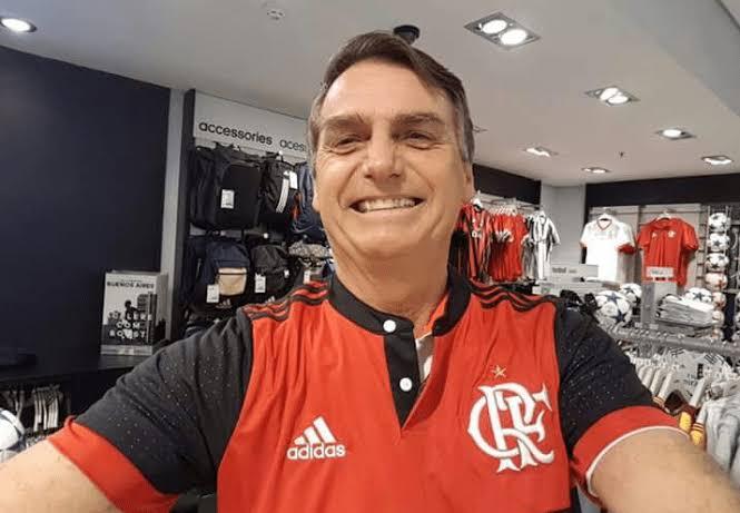 Bolsonaro Flamengo