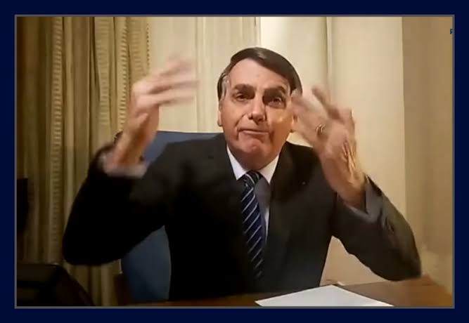 bolsonaro live do facebook