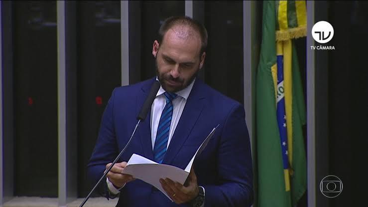 eduardo bolsonaro golpe