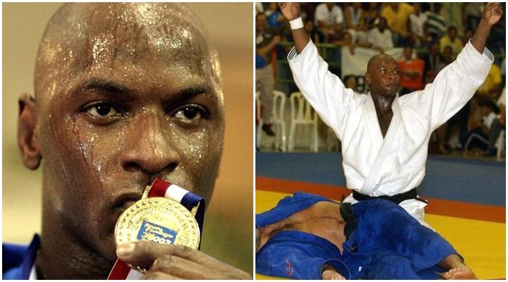 judoca Mário Sabino assassinado PM