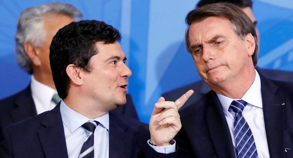 sergio moro PSL bolsonaro