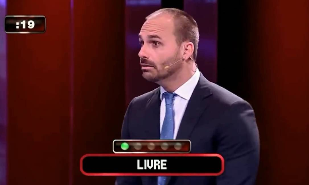 eduardo bolsonaro lula livre