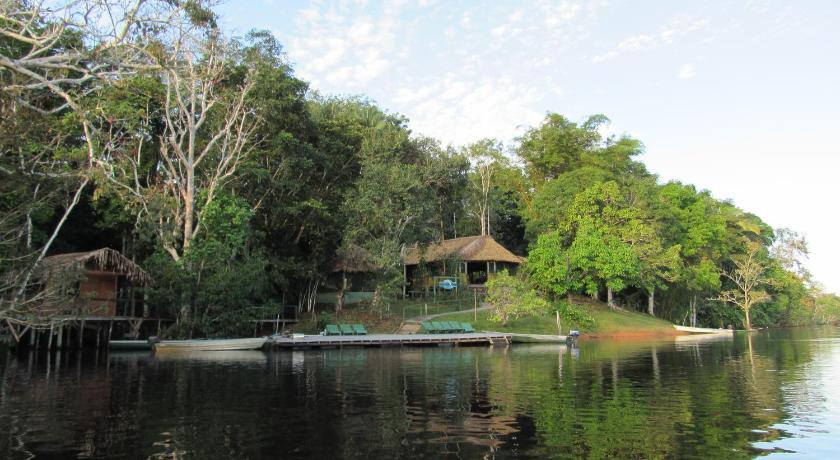 hotel de selva amazônia