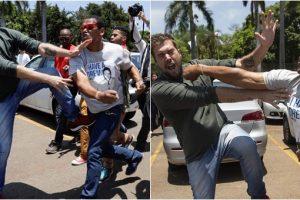 invasor-embaixada-da-venezuela
