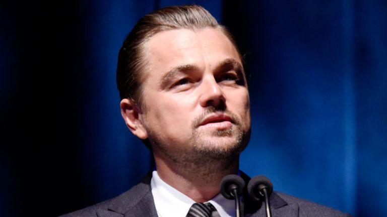 Leonardo DiCaprio jair bolsonaro