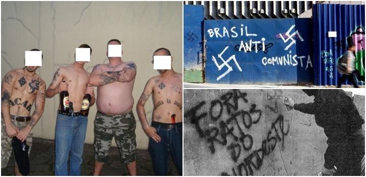 neonazistas no brasil
