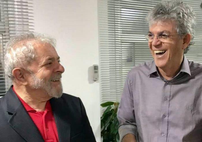 Lula ricardo coutinho prisão