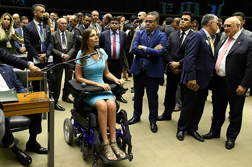 projeto bolsonaro cotas pessoas deficiência