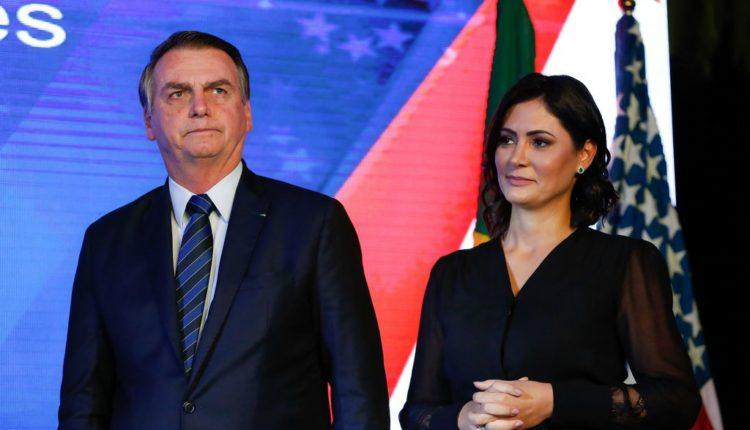 bolsonaro michelle ranking corrupção
