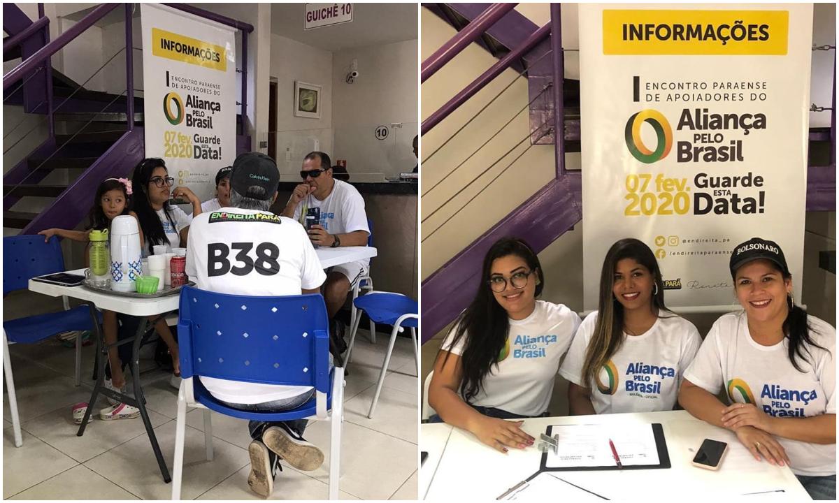 cartório bolsonaro aliança pelo brasil