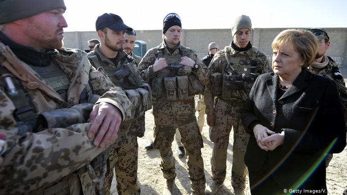 soldados alemanha iraque