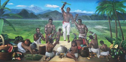 negros mexicanos apagados história