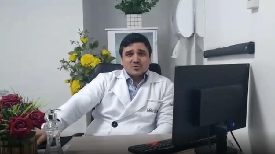 médico xinga técnica enfermagem