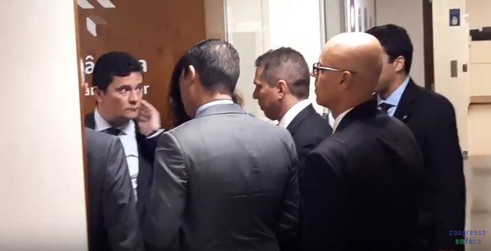 Sergio Moro Glauber Braga